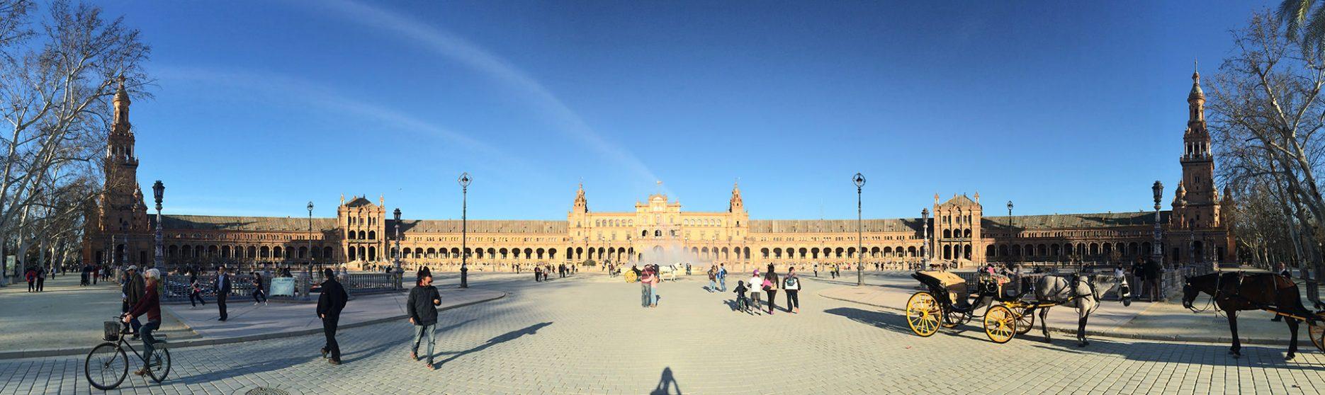 Plaza de España - Sevilla - Feb 2015