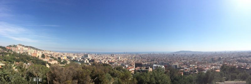 Overview - Barcelona - Spain - March 2015